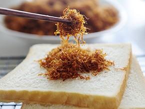 肉松饼是棉花做的吗?怎样辨别棉花和肉松的区别
