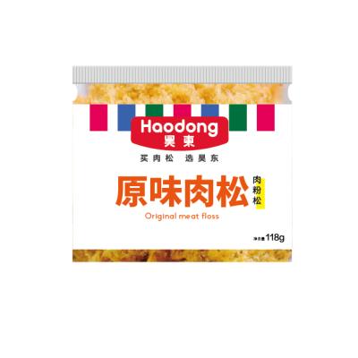 罐装原味酥松